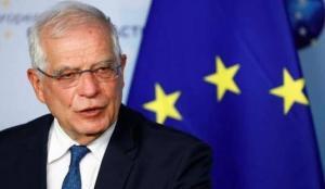 AB Temsilcisi Borrell, Kıbrıslı liderlerle görüştü