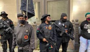 ABD'de silahlı gruplar 'Lobi Günü' nedeniyle sokağa indi