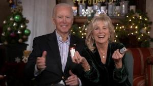 ABD'nin yeni lideri olması beklenen Joe Biden'ın güç anları
