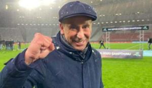 Abdullah Avcı kulüp kariyerinin ilk kupasını kazandı