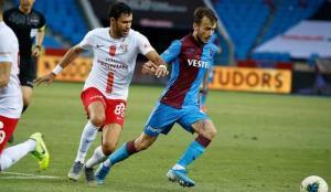 Antalyaspor – Trabzonspor! İlk 11'ler belli oldu!