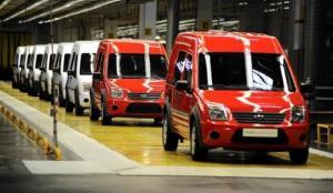 Avrupa'da ticari araç satışları düştü