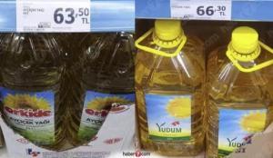 Ayçiçek yağı fiyatlarına açıklama geldi! A101, ŞOK, BİM ayçiçek yağı fiyatı kaç TL oldu?