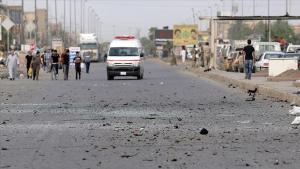 Bağdat'ın Merkezinde Patlama Meydana Geldi: Ölü ve Yaralılar Var