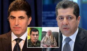 Barzaniler önce Türkiye ile görüştü, sonra teröriste başsağlığı diledi