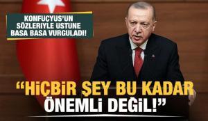 Başkan Erdoğan: Maalesef kültürün taşıyıcısı olan dili ihmal ediyoruz