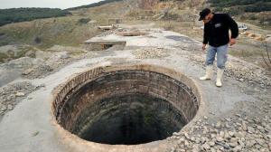 Bursa'daki o kireç ocağının yıkımına başlandı: Bölge havadan görüntülendi