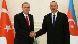 Cumhurbaşkanı Erdoğan İlham Aliyev ile telefonda görüştü