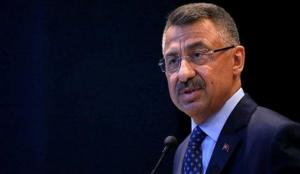 Cumhurbaşkanı Yardımcısı Oktay, Azerbaycan'ın 20 Ocak şehitlerini andı