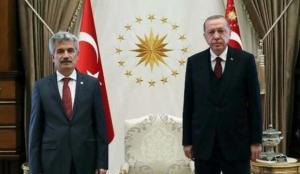 Danıştay Başkanı Yiğit'in acı günü