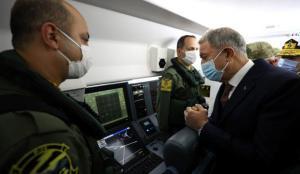 Doğu Akdeniz'de yeni dönem! P-72 Deniz Karakol Uçağı ilk kez göreve çıktı