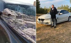 Elif'e Çarpan Sürücü Yakalandı: Otomobilin Camında Genç Kızın Saç Telleri Bulundu