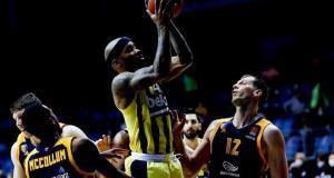Fenerbahçe Beko üst üste 8. galibiyetini aldı