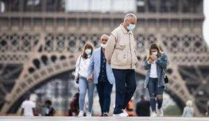 Fransa'da Covid-19'a bağlı can kaybı 65 bini aştı