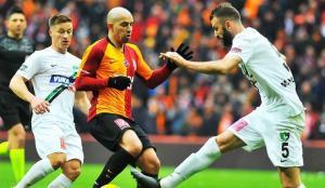 Galatasaray – Denizlispor! Muhtemel 11'ler