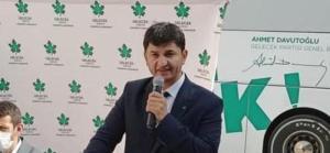 Gelecek Partisi Osmaniye İl Başkanı Mustafa Saygılı, Özdağ' a geçmiş olsun mesajı yayınladı