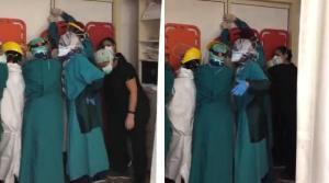 Hastaneyi Basıp Sağlık Çalışanlarına Saldırmışlardı: Tutuklu Sanıklara Tahliye