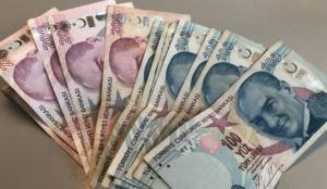 Hazine'den yaklaşık 8 milyar lira borçlanma