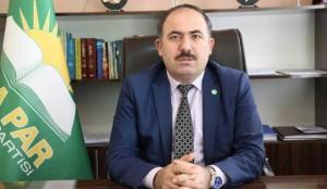 HÜDA PAR İstanbul İl Başkanı Erdal Elbüyük'ten 'HES Kodu' açıklaması