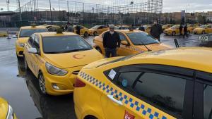 İstanbul'da taksimetre ayarları başladı! Artırımlı tarife yürürlüğe girdi