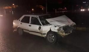 Kırıkkale'de trafik kazası: 3 yaralı