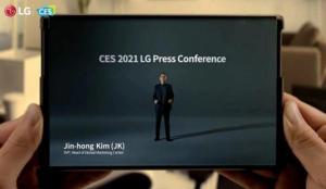 LG, CES'te 190'dan fazla ödül aldı
