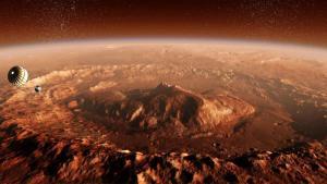 Mars'ın Hızını Kaybeden Bir Topaç Gibi Yalpaladığı Keşfedildi