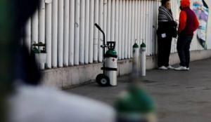 Meksika'da oksijen kuyruğu: Koronavirüs tablosu kötüleşiyor