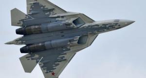 National Interest, Su-57 ve F-35'i hava düellosunda kıyasladı
