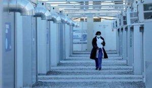 New York'un iki bölgesinde mega aşı merkezi kuruldu
