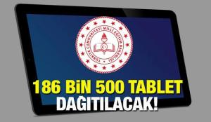Ocak ayı sonuna kadar 186 bin tablet dağıtılacak! MEB ücretsiz tablet başvurusu nasıl yapılır?