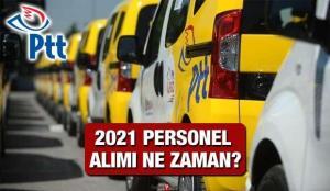 PTT personel alımı ne zaman? PTT 2021 KPSS taban puanı kaç olacak?