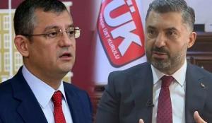 RTÜK Başkanı Ebubekir Şahin'den Özgür Özel'e sert cevap!