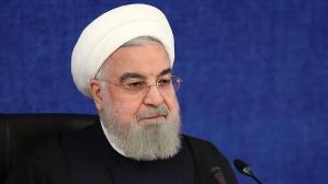 Ruhani'den düşürülen Ukrayna uçağıyla ilgili açıklama