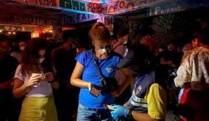Tayland'da Covid-19 kısıtlamalarını ihlal eden 89 turist aynı partide tutuklandı
