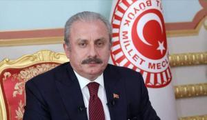 TBMM Başkanı Şentop'tan, 'Osmanlı Meclis-i Mebusan' paylaşımı