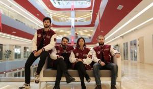 Türk girişimcilerden fotosentez üreten heykel