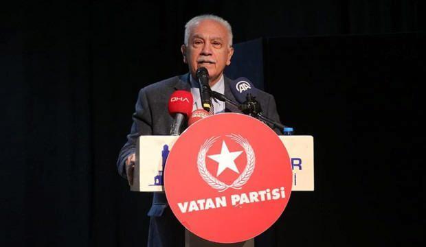 Vatan Partisi'nden istifa açıklaması