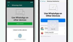 WhatsApp'tan yeni özellik! Yüz tanıma ve parmak iziyle giriş