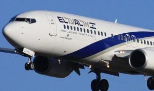 10 yıl sonra ilk: İsrail yolcu uçağı, Türkiye'de iniş yaptı