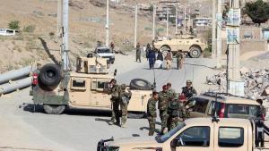 Afganistan'da bomba yüklü araçla taarruz: 12 yaralı