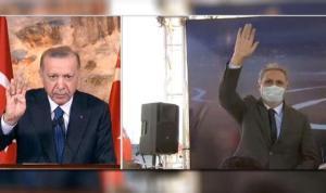 AKP'li vekil 'rabia'yı unutunca Erdoğan böyle seslendi