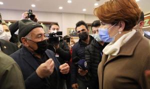 """Akşener ile görüşen esnaftan iktidara uyarı: """"Bu dükkanlar kapanırsa bir daha açılmaz"""""""
