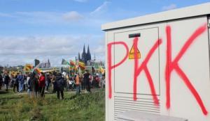 Almanya'da PKK üyesine hapis istemi