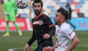 Altınordu, Adanaspor'a diş geçiremedi!