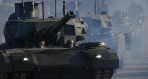 Armata tankının Rus ordusuna seri teslimatları önümüzdeki yıl başlayacak