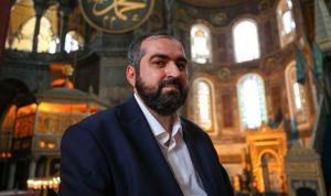 Ayasofya 'baş imamı' Boynukalın hakkında suç duyurusu