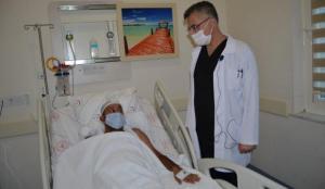 Baş dönmesi şikayetiyle gittiği hastanede beyninde tümör olduğunu öğrendi!