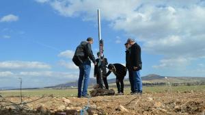 Belli yüksekliğe çıktıktan sonra İHA gibi çalışıyor: Elazığ'da 'roketimsi insansız hava aracı' üretildi