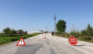 Bigadiç'te bir mahalle karantinaya alındı